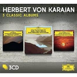 Herbert Von Karajan 3 Classic Albums Sibelius, Grieg, Nielsen CD3