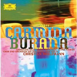 Christian Thielemann Orff Carmina Burana 180Gr LP