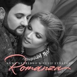 Anna Netrebko & Yusif Eyvazov Romanza CD