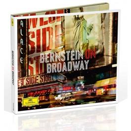 Leonard Bernstein Bernstein On Brodway CD