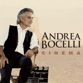 Andrea Bocelli Cinema CD