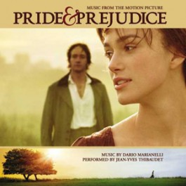 Soundtrack Pride & Prejudice LP