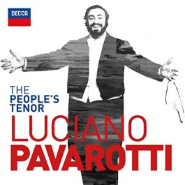 Luciano Pavarotti Peoples Tenor CD2