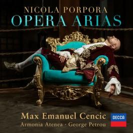 Max Emanuel Cencic Porpora Opera Arias CD