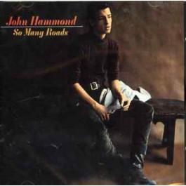 John Hammond So Many Roads CD