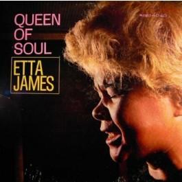 Etta James Queen Of Soul CD