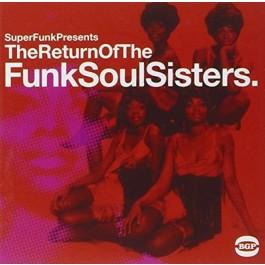 Various Artists Return Of The Funk Soul Sisters CD