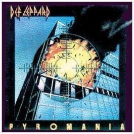 Def Leppard Pyromania CD