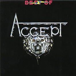 Accept The Best Of Accept CD