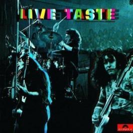 Taste Live Taste CD