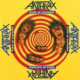 Anthrax State Of Euphoria CD