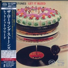 Rolling Stones Let It Bleed Remasters CD