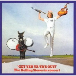 Rolling Stones Get Yer Ya-Yas Out Remasters CD