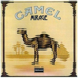 Camel Mirage Remasters CD