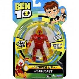 Ben 10 Power Up Heatblast IGRAČKA BEN 10