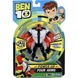 Ben 10 Power Up Four Arms IGRAČKA BEN 10