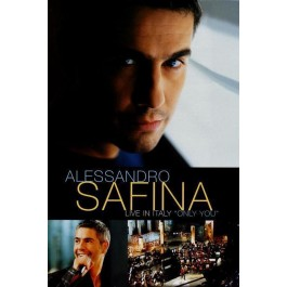 Alessandro Safina Live In Italy Only You DVD