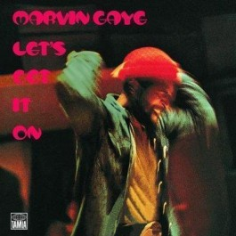 Marvin Gaye Lets Get It On Remasters CD