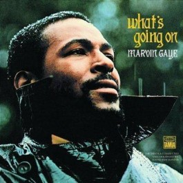 Marvin Gaye Whats Going On Remasters CD