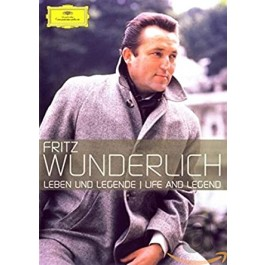 Fritz Wunderlich Life & Legend DVD