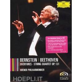 Wiener Philharmoniker Bernstein Beethoven Overtures, String Qu DVD