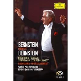 Leonard Bernstein Bernstein Conducts Bernstein DVD