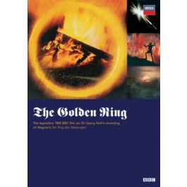Sir Georg Solti Wagner The Golden Ring DVD