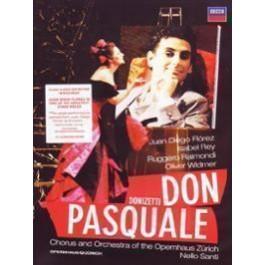 Juan Diego Florez Donizetti Don Pasquale BLU-RAY