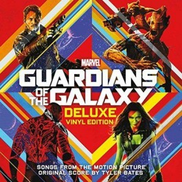 Soundtrack Guardians Of The Galaxy Deluxe Vinyl Edition LP2