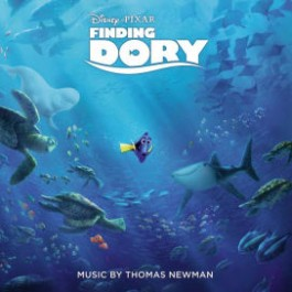 Soundtrack Finding Dory Music By Thomas Newman CD