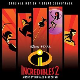 Soundtrack Incredibles 2 CD