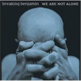 Breaking Benjamin We Are Not Alone CD