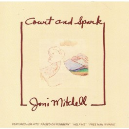 Joni Mitchell Court & Spark CD