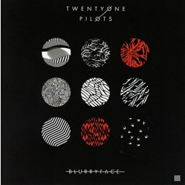 Twenty One Pilots Blurryface CD