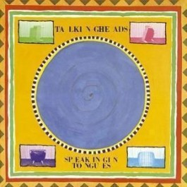 Talking Heads Speaking In Tounges CD
