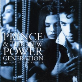 Prince & The New Power Generation Diamonds & Pearls CD