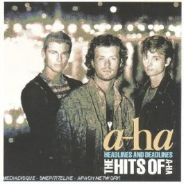 A-Ha Healines & Deadlines The Hits Of A-Ha CD