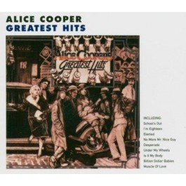 Alice Cooper Greatest Hits CD