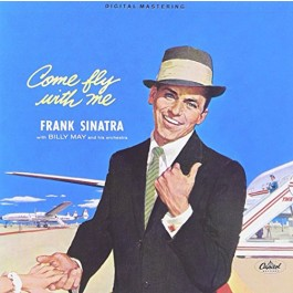 Frank Sinatra Come Fly With Me CD