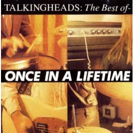 Talking Heads The Best Of - Once In A Lifetime CD