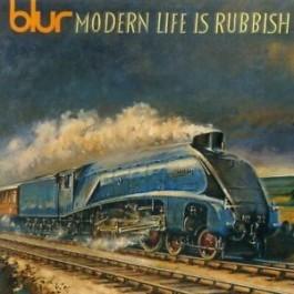 Blur Modern Life Is Rubbish CD