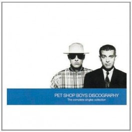 Pet Shop Boys Discography-Complete Singles Collection CD