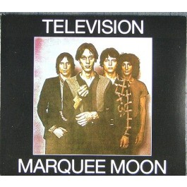 Television Marquee Moon Remasters CD