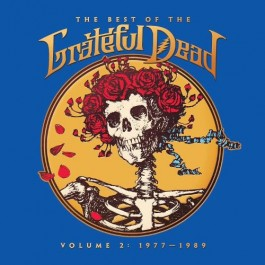 Grateful Dead The Best Of The Grateful Dead Vol.2 1977-1989 LP2