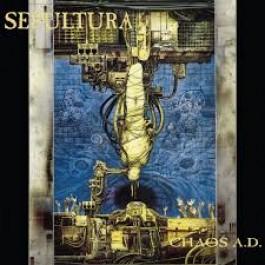 Sepultura Chaos A.d. 180Gr LP2
