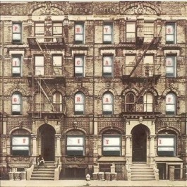 Led Zeppelin Physical Graffiti 40Th Anniversary CD2