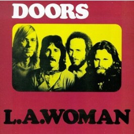 Doors La Woman CD