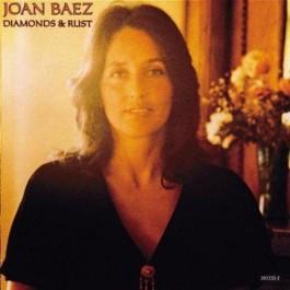 Joan Baez Diamonds & Rust CD