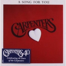 Carpenters Song For You CD