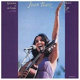 Joan Baez Gracias A La Vida CD